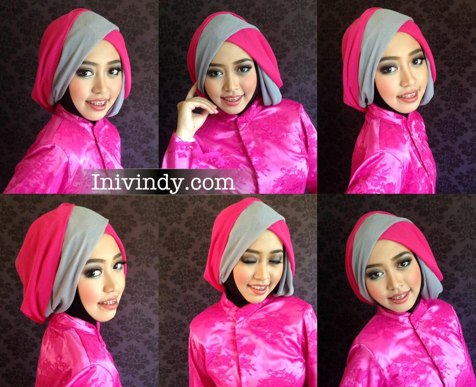 89 Tutorial Hijab Pesta For Android Apk Download