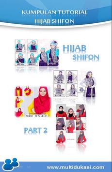 Tutorial Hijab Shifon 2 poster