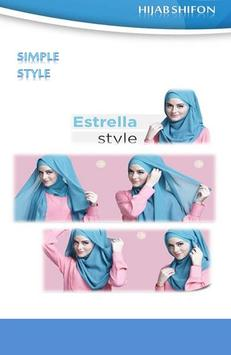 Tutorial Hijab Shifon 2 apk screenshot