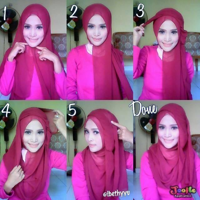 Tutorial Hijab Simpel 2018 For Android Apk Download