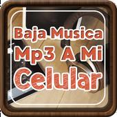 Bajar Musica mp3 a mi Celular Gratis y Facil Guia icon