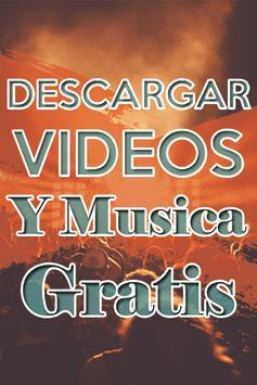 Como Descargar Videos y Musica a mi Celular Guia poster