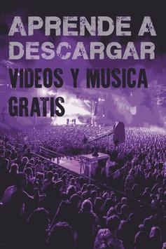 Como Descargar Videos y Musica a mi Celular Guia screenshot 1