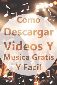 Como Descargar Videos y Musica a mi Celular Guia screenshot 2