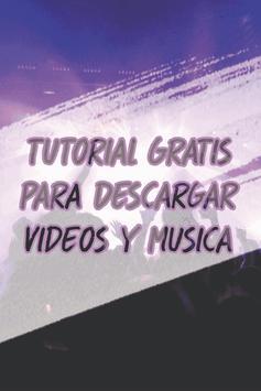 Como Descargar Videos y Musica a mi Celular Guia screenshot 4