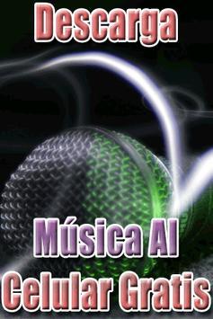 Descargar Musica al Celular gratis Tutorial Fast poster