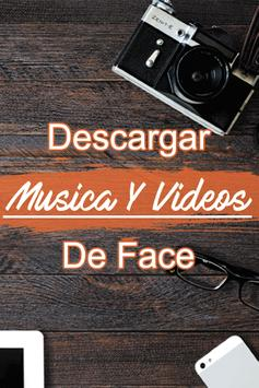 Descargar Musica y Videos de Fb Guide Gratis poster