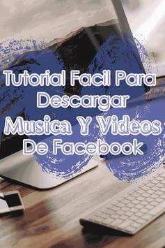 Descargar Musica y Videos de Fb Guide Gratis screenshot 3