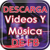 Descargar Videos y Musica de FaceFree Guide icon