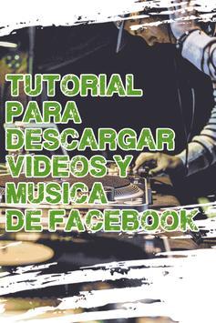 Descargar Videos y Musica de FaceFree Guide screenshot 9
