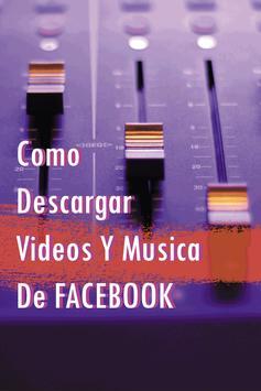 Descargar Videos y Musica de FaceFree Guide screenshot 2