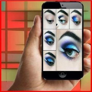 Eye Makeup Tutorial apk screenshot