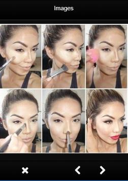 Tutorial Makeup Natural Ideas screenshot 1