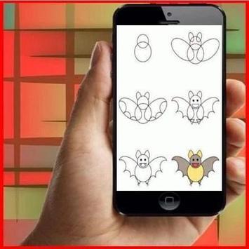 drawing tutorial for children apk screenshot