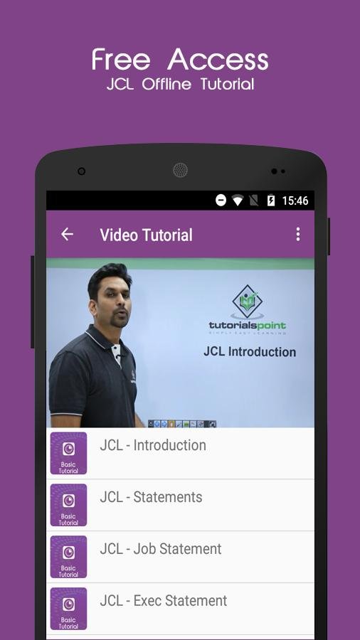 JCL Offline Tutorial for Android - APK Download