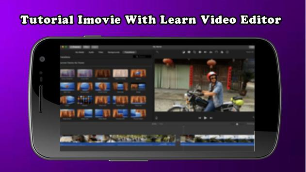 Tutorial Imovie Video Maker poster