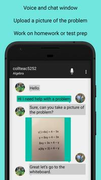 tutit - on-demand virtual tutoring - tutit app screenshot 2