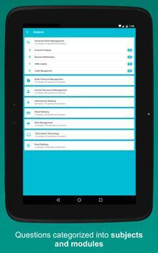 CAIIB Practice Exams Lite apk screenshot