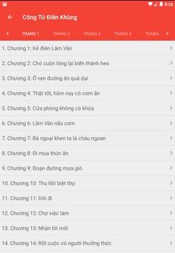 Cong Tu Dien Khung FullOffline screenshot 2