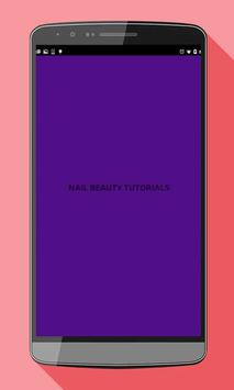 Nail Beauty Tutorials poster