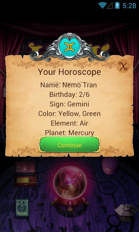 Horoscope And Tarot Cards Apk Download Free Entertainment App For