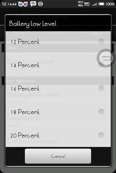 BatteryNotification+ screenshot 4