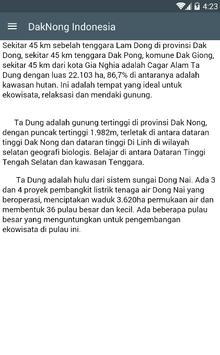 DakNong Indonesia screenshot 2