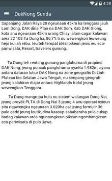 DakNong Sunda screenshot 2