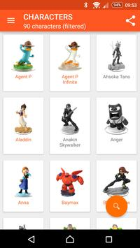 My Disney Infinity Collection screenshot 3