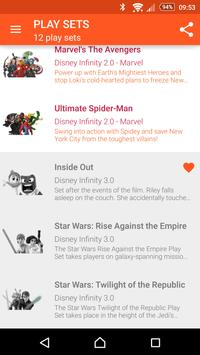 My Disney Infinity Collection screenshot 7