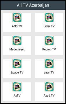 All TV Azerbaijan poster
