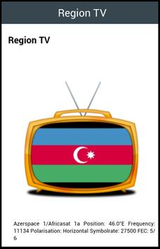 All TV Azerbaijan apk screenshot