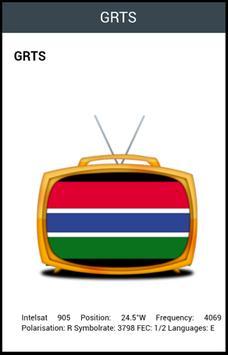 All TV Gambia apk screenshot