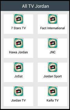 All TV Jordan poster