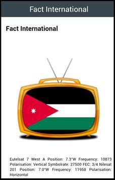 All TV Jordan apk screenshot