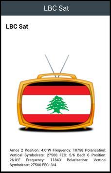 All TV Lebanon apk screenshot