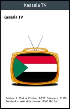 All TV Sudan apk screenshot