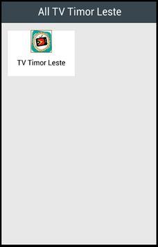 All TV Timor Leste poster