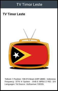 All TV Timor Leste apk screenshot