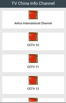 TV China Info Channel poster