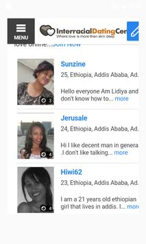 ትዳር ፈላጊ / Ethiopian Dating apk screenshot