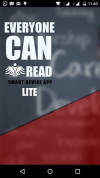 EveryoneCanRead - Lite poster