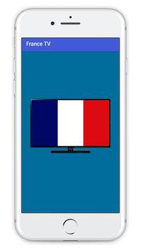 French TV Channels Free 2018 screenshot 1