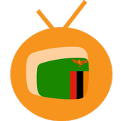 Free TV From Zambia icon