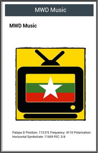 Free TV Channel Myanmar for Android - APK Download
