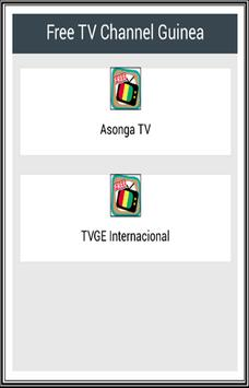 Free TV Channel Guinea poster