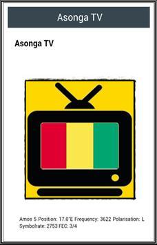 Free TV Channel Guinea apk screenshot