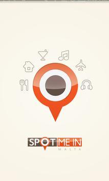 SpotMeIn Malta poster