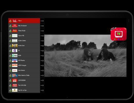 First World TV simulateur screenshot 1