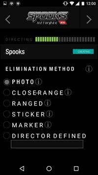 Spooks Network apk screenshot